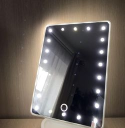 New LED Mirror with makeup light