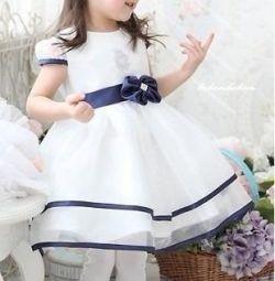 Rochie albă pentru prințesă