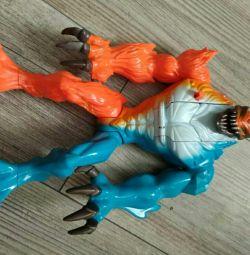 Monster jucărie (schimbă fata)