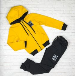 Children's sports suit 20.01.4