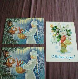 радянські листівки
