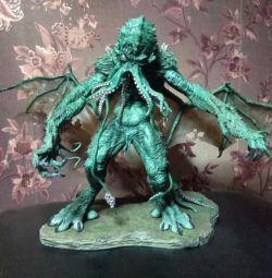 Ειδώλιο SOTA H.P. Το άγαλμα Lovecraft Cthulhu