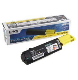 S050187 Cartridge Epson AcuLaser C 1100 yellow (o)