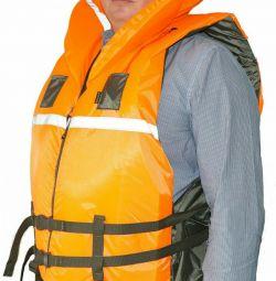 Спасательный жилет большой для купных до 150кг