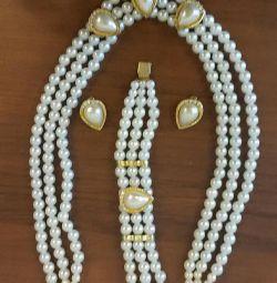 Κοσμήματα Κολιέ Σκουλαρίκια Βραχιόλι