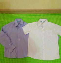 Θα πωλίσω σχολικά πουκάμισα