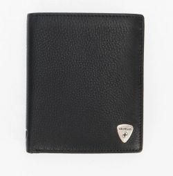 Purse genuine leather