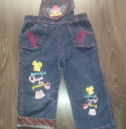 Urgently!!! Overalls for girl