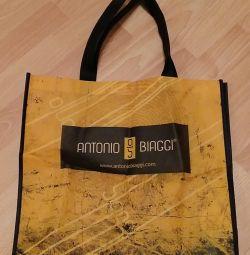 non-woven bag ANTONIO BIAGGI