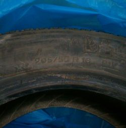 Tires R16 205 * 55