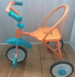 3-wheeled bicycle