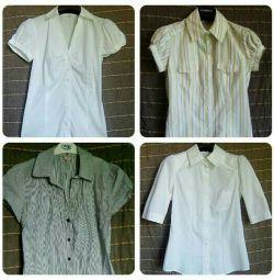 Рубашки, размер 40-42