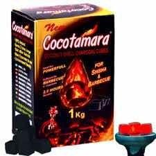 Cocotamara hindistan cevizi kömürü