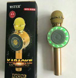 Karaoke mikrofonu WS-668