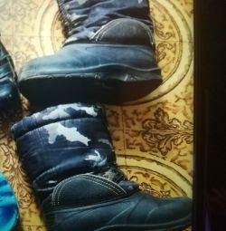 Ένα πακέτο παπουτσιών 30-32r, Sarogi doulya, παπούτσια, σανδάλια