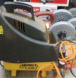 Piston compressor AIR Master Kit