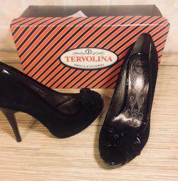 New shoes Tervolin