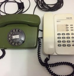 Telephone sets of the USSR