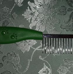 Comb for dogs. NEW