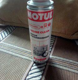 motul, очиститель двигателя