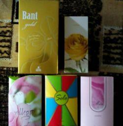 Perfume resistant