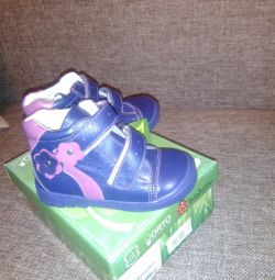 Baby shoes, new