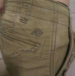 Pants for a boy