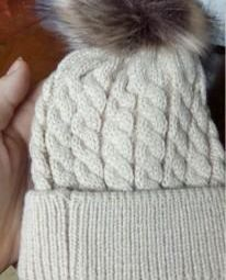 Hat warm for 0-4 months
