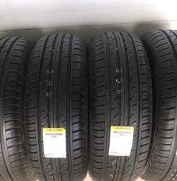 Summer tires R18 235 60 Dunlop
