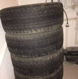 Winter tires DUNLOP GRASPIC DS-3 225/55 R17