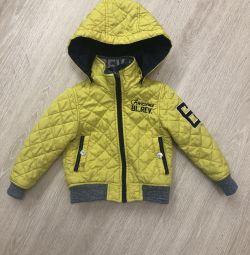 Куртка yo kids