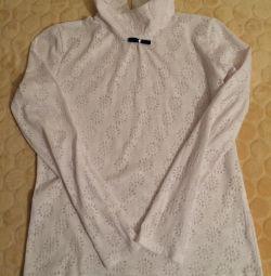 Cămașă de bluză pentru școala de fete adolescente