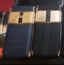 Vertu Signature atinge Clous De Paris