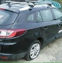 Auto parts for Renault Megane from Europe