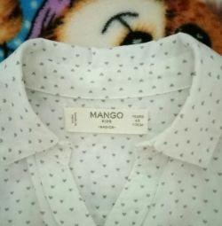 Shirt MANGO r. 110
