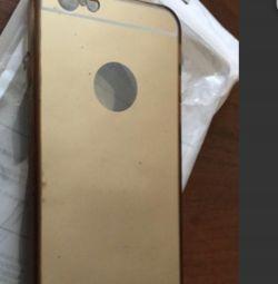 İPhone 6 ve 6+ BU.Simferopol için gümüş bir çanta satacağım