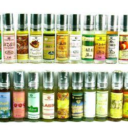Arabian oil perfume