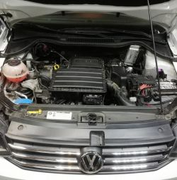 4th generation HBO on Volkswagen Polo installation of HBO