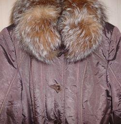 Geacă de haine toamnă-iarnă 2 în 1, p-44 (46)