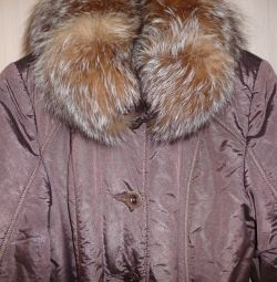 Jacket-coat autumn-winter 2 in 1, p-44 (46)