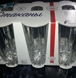 6pcs new glasses
