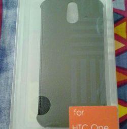 Новий чохол на HTC one E-8
