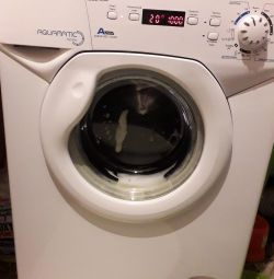 washing machine aquamatic 2D 1040