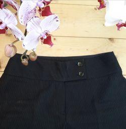 штаны прямые