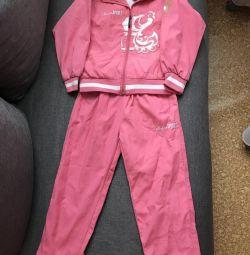 New sport suit