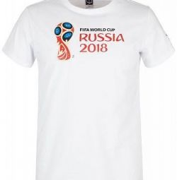 T-shirt FIFA World Cup new