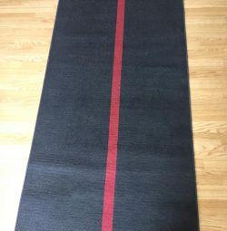 прогумований килим