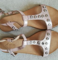 Sandals-sandals new, Turkey, r-38