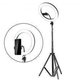 Ring Lamp 36cm (Selfie Ring) + Tripod
