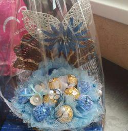 Μπουκέτα γλυκά